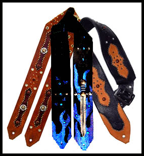 Customize by Color Guitar Straps