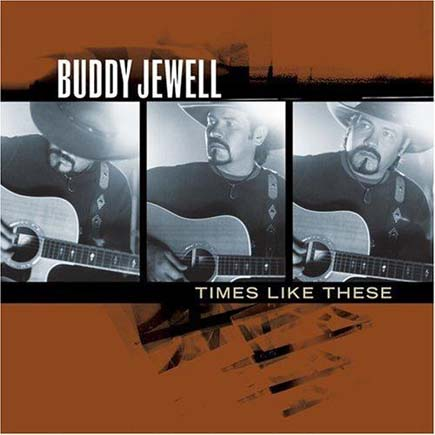 Buddy Jewell Times Like These CD Guitar Strap