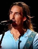 Jake Owen Custom Guitar Strap