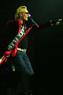 Elton John Sitcom Pilot Guitar Strap
