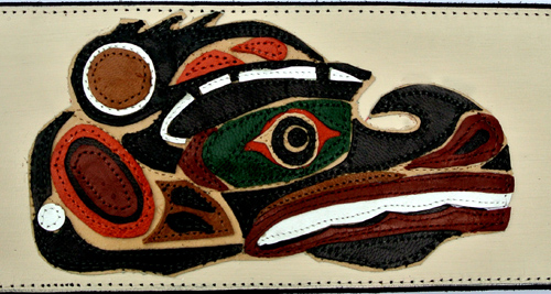 Pacific Northwest Guitar Strap