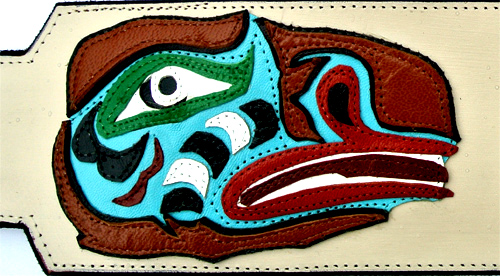 Pacific Northwest Design Guitar Strap