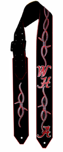 Walker Hayes Custom Guitar Strap